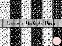 dp65 musical digital papers
