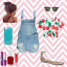 """""""Outfits :)"""" by carolineppeyrot on Polyvore"""