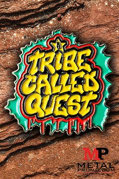 Its officially Day 1 of Austin City Limits Music Festival (ACL) today and to celebrate were featuring one of our favorites, a A Tribe Called Quest pin we helped created! If youre headed out to the fest today, be safe and have fun 🎶