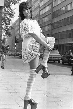 Mode in den 70er Jahren. Info's unter: http://www.jolie.de/mode/mode-in-den-70er-jahren