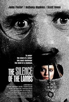 The Silence of the Lambs by Silver Ferox Design #LogoCore