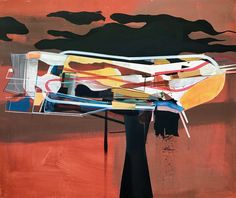 "https://flic.kr/p/Gpvg38   Jim Harris: Untitled.   Acrylic on canvas 28.75"" x 24"" 2015. www.saatchiart.com/art/Painting-Untitled/292357/2606723/view"