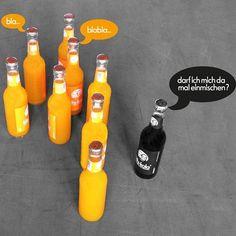 Photo: die kola mischt sich immer ein.
