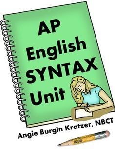 Wow! i think im going to totally flunk the english AP writing test!?