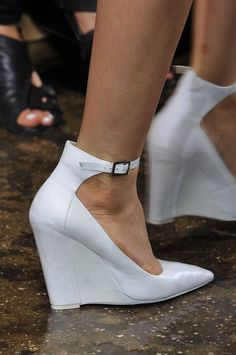 DKNY Spring 2014   From Simple to Outrageous, NYFW's Runway Shoes Are Here   POPSUGAR Fashion Photo 95