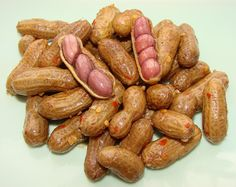 Pat's Spicy Garlic Boiled Peanuts | The Tasty Island