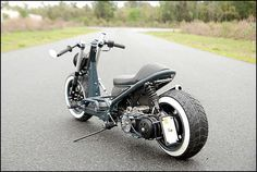 Honda Ruckus  Cafe Risque  by ComposiMo on Total Ruckus