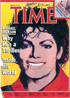 'Time Magazine Cover-' von Andy Warhol (1928-1987, United States)