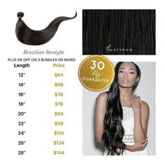 Hey check out my hair store www.mayvennbeauties.mayvenn.com! Order now with coupon code PRIDE for 15% off!  Plus, 5% if you buy 3+ bundles. All bundles and closures on my site are also backed by a 30 day quality guarantee. Most risk-free hair you've ever bought!