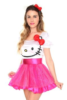 hello kitty costume $60
