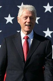 """William Jefferson """"Bill"""" Clinton.....42nd President of The United States..... Served two terms 1993 - 2001"""
