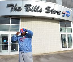 offical buffalo bills store