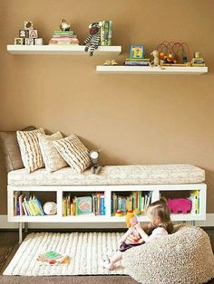 Great way to maximize space