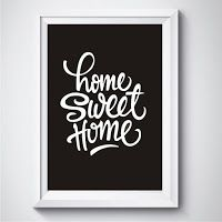 Pizarra home sweet home Chalkboard, Sweet Home, Calm, Artwork, Quotes, Chalkboard Designs, Chalkboard Poster, Stall Signs, House Decorations