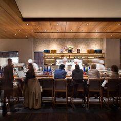 Wood Ceilings, Ceiling Beams, Acoustic Ceiling Panels, Acoustic Baffles, Ceiling Plan, Showcase Design, Architecture Design, Restaurant