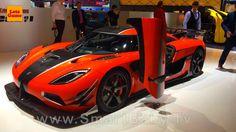 Женевский Автосалон Palexpo Geneva International Motor Show 2016 #1