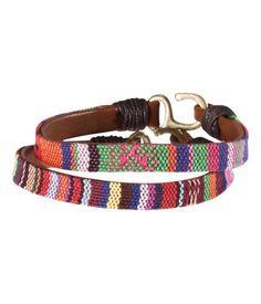 Interesting bracelets