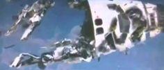 O ônibus espacial Columbia foi destruído por um Ufo? | Mundo Gump