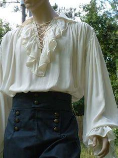 Mode Outfits, Fashion Outfits, Fashion Shirts, Lolita Fashion, Emo Fashion, Gothic Fashion, Korean Fashion, Style Fashion, Renaissance Pirate