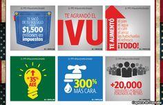 PNP lanza campaña en las redes sociales contra gestión de García Padilla