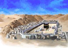 Makkah Islamic Art, Islamic Quotes, Madina, Desert Rose, Mount Everest, Art Photography, Portraits, Mountains, Nature