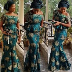 Lovely Lace Skirt and Blouse Styles 2018 for Aso Ebi Lovers.Lovely Lace Skirt and Blouse Styles 2018 for Aso Ebi Lovers African Fashion Ankara, Latest African Fashion Dresses, African Print Fashion, African Lace Styles, African Lace Dresses, African Attire, African Wear, Lace Skirt And Blouse, Africa Dress