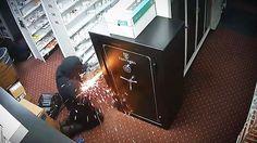 10 roubos mais brilhantes flagrados por câmeras