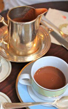 eat read love...: Laduree Tea Salon, Saint-Germain, Paris #paris #laduree #saintgermain #iloveparis #hotchocolate #todiefor