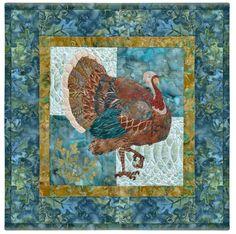 Pine Needles Quilt Designs | ... McKenna Ryan Pine Needles Bird Quilt Individual Patterns CHOOSE BIRD