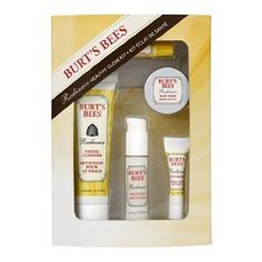 #10: Burt's Bees Radiance Healthy Glow Kit, 0.39-Pound.