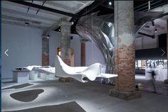 Tosetto per la Biennale Architettura 2014 http://tosettoallestimenti.com/fine-art-transport-installazioni/