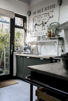 Esprit botanique dans une maison aux Pays-Bas - PLANETE DECO a homes world