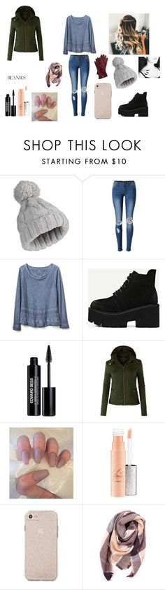 """""""val forth"""" by asoles2011 ❤ liked on Polyvore featuring Miss Selfridge, WithChic, Gap, Edward Bess, LE3NO, Everest and Mark & Graham"""