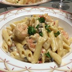 Peppered Shrimp Alfredo - Allrecipes.com