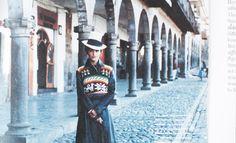 #peruvian style