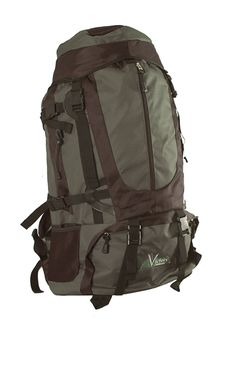 Victory Outdoors Guide Master 60-Liter Backpack, Green ^^ To view further, visit now : Hiking backpack