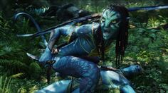 Nyy'xai Neytiri - Avatar: Daughter of the Chef and the Medicine Woman of the tribe. Avatar Films, Avatar Movie, Avatar Cosplay, Stephen Lang, James Cameron, Michelle Rodriguez, Zoe Saldana, Alpha Centauri, Avatar Poster