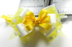 Bowdabra Bow Maker Tutorial--Multi Layer Bows