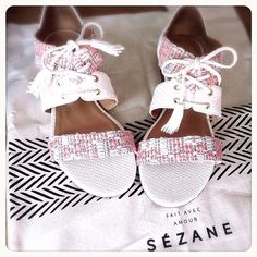 #sandales #sezane #ulysses | Minky Gigi