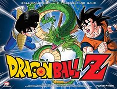 Authorized Dragon Ball Z TCG Booster Box (24 Packs)