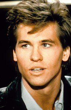 Val Kilmer - Had *such* a huge crush on him after watching 'Real Genius' Val Kilmer, Beautiful Boys, Gorgeous Men, Beautiful People, Hot Actors, Actors & Actresses, Real Genius, Photo Portrait, Glamour Shots