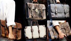 The Satchel and The Suitcase