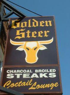 Golden Steer Steakhouse--7635 Roosevelt Rd   (at Dunlop Ave)   Forest Park, IL 60130
