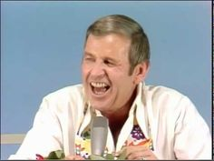 Paul Lynde, I always loved it when he was chosen on Hollywood Squares because I knew he was going to make me laugh!