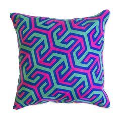 Discover the Jonathan Adler Jaipur Arrow Cushion at Amara