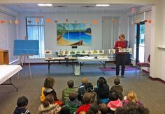Headstart Program at the Mary Esther Public Library
