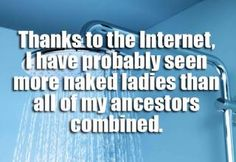 20 Things To Ponder In The Shower