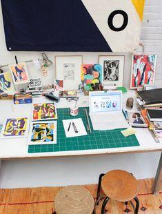 » workspace: atelier bingo