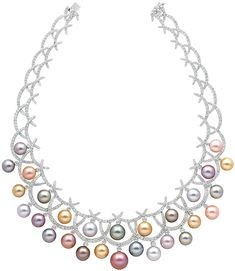 Necklace from the Carnevale Collection, made by Yoko, London, 2013
