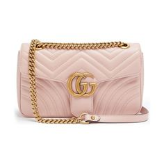 Gg marmont small quilted-leather shoulder bag by Gucci #gucci #bags